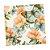 Guardanapo de Papel Decorado Colorido Estampado Premium Pacote com 20 unidades Jadin de Papillon - Imagem 1
