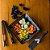 Kit Para Churrasco Espátula e Pinça em Aço Inox com Cabo em Plástico Preto Wiltshire Churrasqueira - Imagem 3