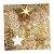 Guardanapo de Papel Decorado Estampado Natal Ano Novo Pacote com 20 unidades 33x33 cm Gold Rush Premium  - Imagem 1