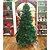 Arvore de Natal Austria 180 cm Luxo 580 Galhos Amarrados Pinheiro com Pés em Ferro Verde  - Imagem 2