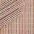 Jogo Americano Retangular em Bambu Listrado 04 Lugares 30 x 45 cm Rústico Mesa Posta Cozinha - Imagem 3