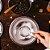 Peneira em Aço Inoxidável Pequena Tela Fina Coador Polvilhar Ø 8 x 21 cm Utensílio de Cozinha  - Imagem 2