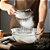 Peneira em Aço Inox com Tela Fina Coador Polvilhar 14 x 29 cm Utensilio de Cozinha - Imagem 2
