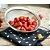 Peneira em Aço Inoxidável com Tela Fina Coador Polvilhar 18 x 35cm Utensilio de Cozinha - Imagem 2