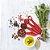 Conjunto de Colheres Medidoras com 04 Medidas Sopa e Chá Zenker Vermelho Cozinha Confeitaria - Imagem 2