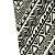 Copo Para Agua Suco 450ml em Fibra de Bambu Ecologico Leve Estampado Etnico Sustentavel Lavavel - Imagem 2