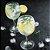 Taça Para Gin Tonica Vinho em Vidro Transparente 620ml Borgonha Coquetel Bar Gran Vino Premiere - Imagem 2