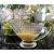 Molheira em Vidro Decorado Lapidado Cremeira 170ml Venice Servir Molhos Quentes ou Frios Mesa Posta  - Imagem 2