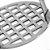 Espremedor de Batata Amassador Pure em Aço Inox Resistente 25cm Resistente Utensilio de Cozinha  - Imagem 3