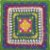 100 Granny Squares acidulés à crocheter - Leonie Morgan - Imagem 3