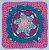 100 Granny Squares acidulés à crocheter - Leonie Morgan - Imagem 2