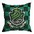 Almofada Harry Potter - Hogwarts - Sonserina - Imagem 1