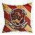 Almofada Harry Potter - Hogwarts - Grifinória - Imagem 1
