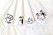 kit Guardanapos Personalizados Para Casamentos e Eventos - Imagem 2