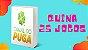 Planilha Quina - Esquema com 34 Dezenas em 25 Jogos - Imagem 2