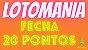 Planilha Lotomania - 95 Dezenas Em Apenas 20 Cartelas - Imagem 2