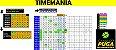 Planilha Timemania - Esquema com 80 Dezenas em 25 Jogos - Imagem 1