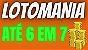 Planilha Lotomania - Esquema com Linhas de 7 Dezenas - Imagem 2