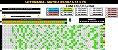 Planilha Lotomania - Esquema com 65 Dezenas Combinadas - Imagem 1