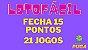 Planilha Lotofacil - 21 Dezenas Fechando 15 Pontos em Grupos - Imagem 2