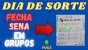 Planilha Dia de Sorte - 21 Dezenas Fechando Sena em Grupos - Imagem 2