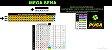 Planilha Mega Sena - Esquema com Apenas 30 Jogos - Imagem 1