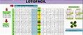 Planilha Lotofacil - 19 Dezenas Com 4 Fixas E Redução - Imagem 1