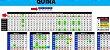 Planilha Quina - Esquema 60 Dezenas Com Redução - Imagem 1