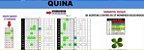 Planilha Quina - Esquema 27 Dezenas Com Garantia - Imagem 1