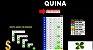 Planilha Quina - Esquema Com 25 Dezenas Em Camadas - Imagem 1