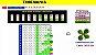 Planilha Timemania - Esquema Com 30 Dezenas Em Camadas - Imagem 1