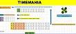 Planilha Timemania - Esquema Com Apenas 3 Bilhetes - Imagem 1