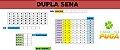 Planilha Dupla Sena - Combina Os Dígitos Finais - Imagem 1