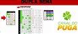 Planilha Dupla Sena - 50 Dezenas Com Terno Sempre - Imagem 1