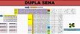 Planilha Dupla Sena - Redução De 50 Para 15 Dezenas - Imagem 1
