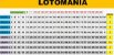 Planilha Lotomania - Esquema 25 Dezenas + Espelho - Imagem 1