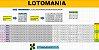 Planilha Lotomania - Esquema Com 75 Dezenas em Apenas 10 Jogos - Imagem 1
