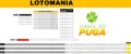 Planilha Lotomania - 25 Fixas Em 3 Bilhetes - Imagem 1