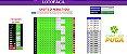 Planilha Lotofacil - Esquema Com Duplas Para 15 Pontos - Imagem 1
