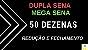 Planilha Dupla Sena - Esquema 50 Dezenas com Redução e Fechamento - Imagem 3