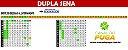 Planilha Dupla Sena - Esquema 50 Dezenas com Redução e Fechamento - Imagem 1