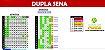 Planilha Dupla Sena - Esquema 50 Dezenas com Redução e Fechamento - Imagem 2