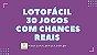 Planilha Lotofacil - Esquema com 25 Dezenas em 30 Jogos - Imagem 2