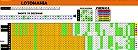 Planilha Lotomania - Esquema com 100 Dezenas em 56 Jogos - Imagem 1
