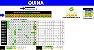 Planilha Quina - Esquema com 50 Dezenas Semi - Combinadas - Imagem 1