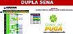 Planilha Dupla Sena - Fechamento de 15 Dezenas com Garantia - Imagem 1