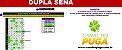 Planilha Dupla Sena - Fechamento Reduzido de 25 Dezenas - Imagem 1