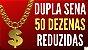 Planilha Dupla Sena - 50 Dezenas com Fechamento Reduzido pra Ganhar - Imagem 2