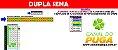 Planilha Dupla Sena - 50 Dezenas com Fechamento Reduzido pra Ganhar - Imagem 1