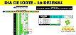 Planilha Dia de Sorte - Esquema com 20 Dezenas e Garantia de Sena - Imagem 1